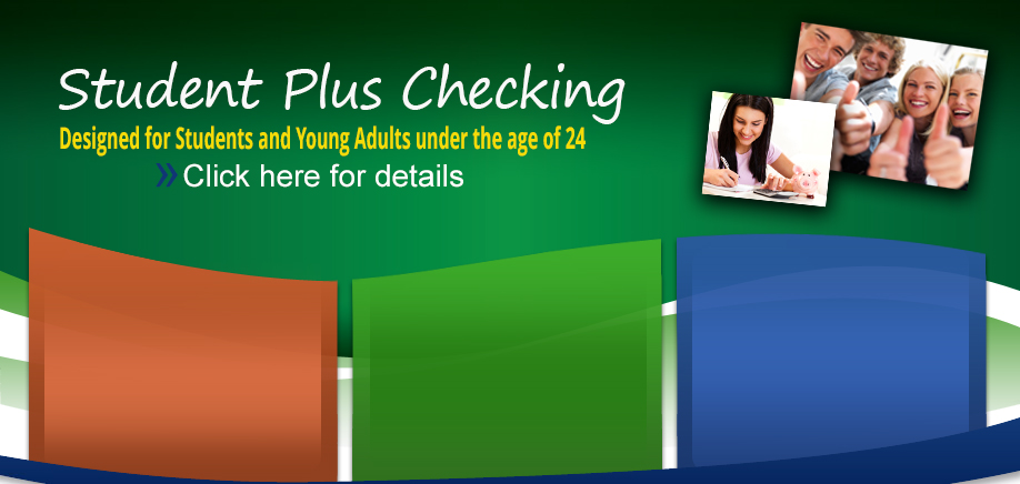 Student Plus Checking 7-7-15
